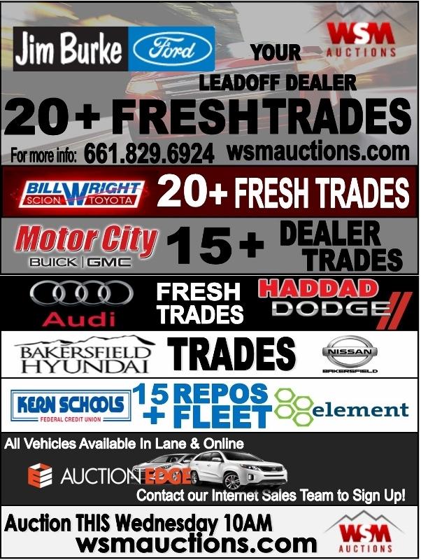 Jim Burke Ford Bakersfield >> Wsm Tomorrow Jim Burke Ford Your Lead Off Dealer W Fresh